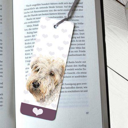 Wheaten Terrier Bookmark