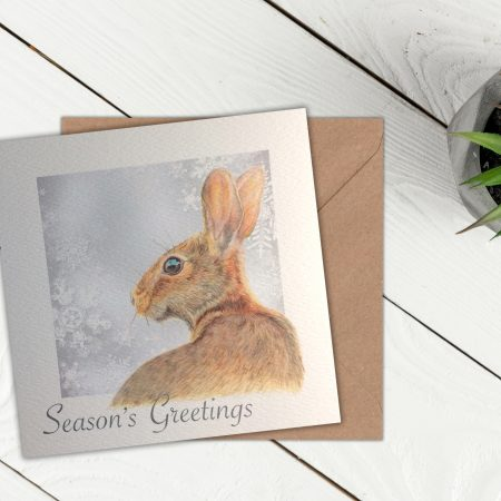 Hare Season's Greetings Card