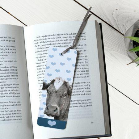 Cow Bookmark