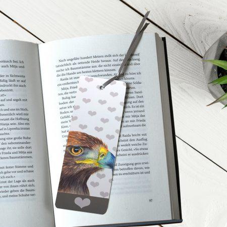Golden Eagle Bookmark