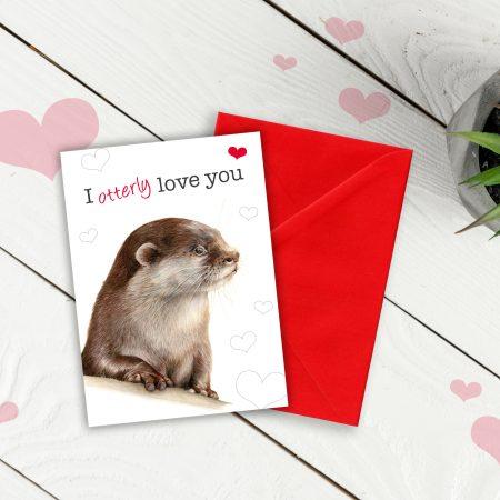 Valentines Card George
