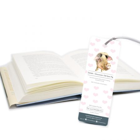 Gloucester_Pig_Bookmark back