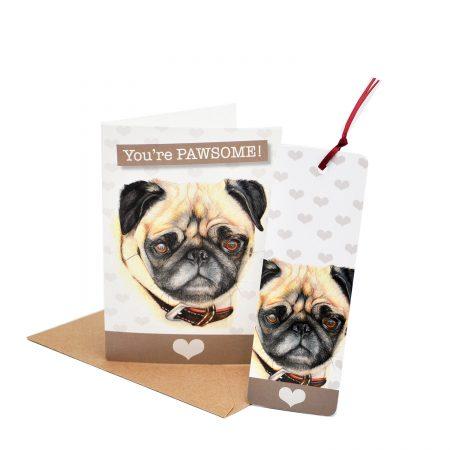 Pug Gift Set