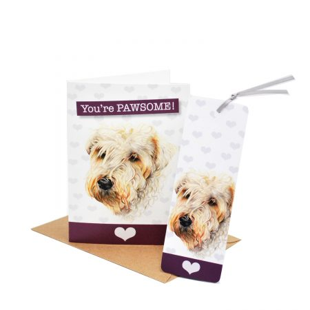 Wheaten Terrier Gift Set