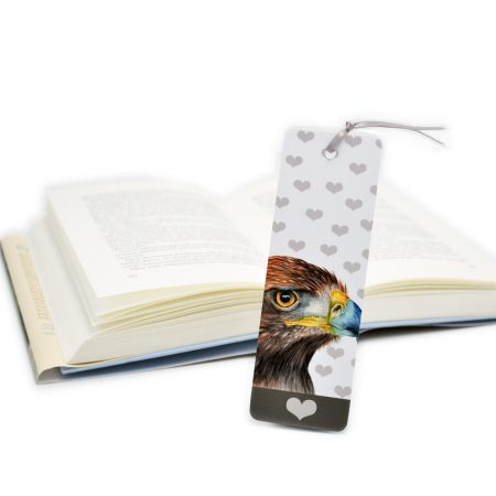 Golden Eagle Bookmark