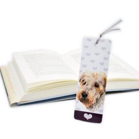 Wheaten Terrier Bookmark