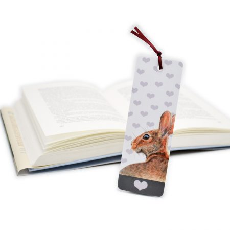 Hare Bookmark