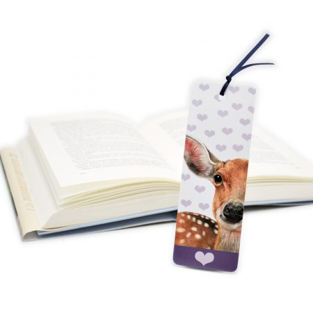 Deer Bookmark, Rachel