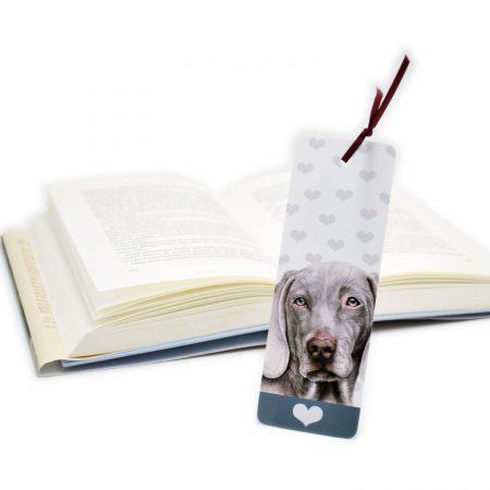 Weimaraner Bookmark
