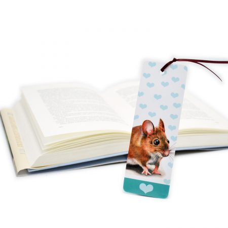 Field Mouse bookmark