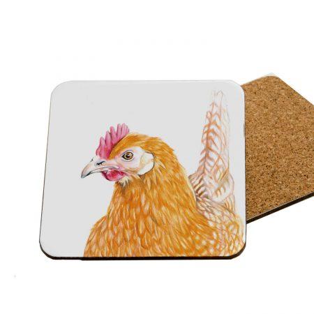 Hen Coaster