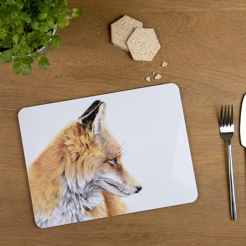 Fox Tablemat