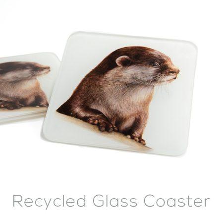 Coaster – glass