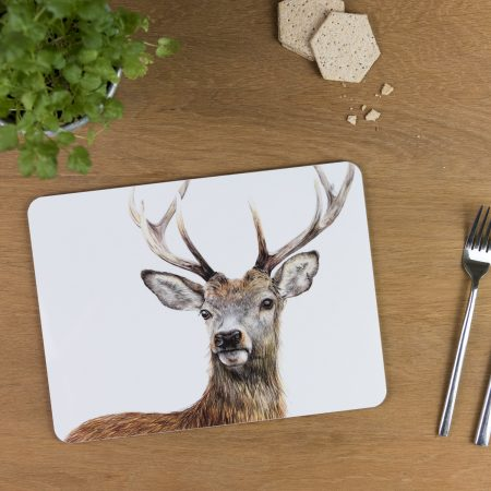 Stag Tablemat