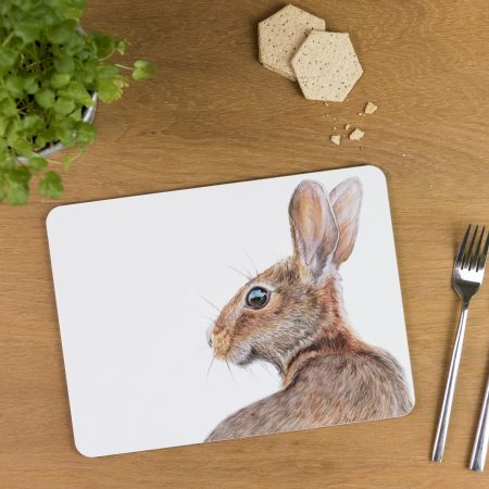 Hare Tablemat