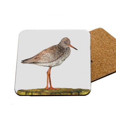 Redshank Coaster