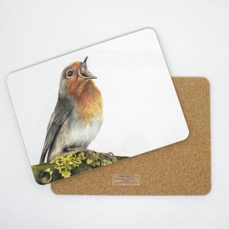 Robin Placemat front back