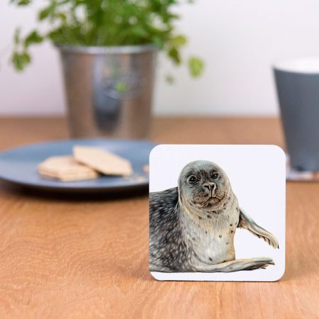 Norfolk Seal Coaster