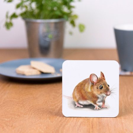 Field Mouse Coaster