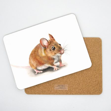 Filed Mouse Tablemat
