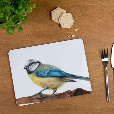 Blue Tit Tablemat