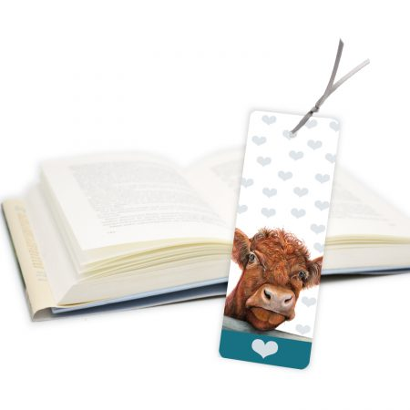 Shorthorn Bookmark