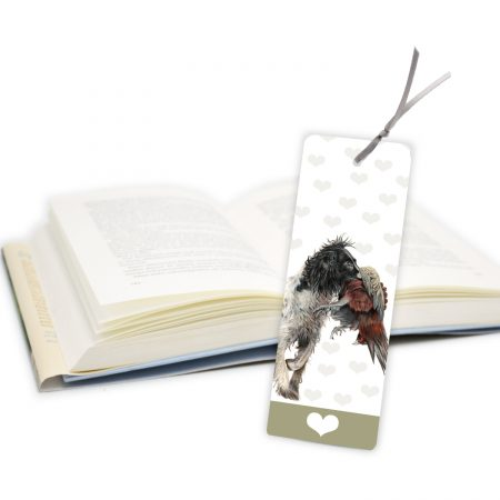 Springer Spaniel Bookmark