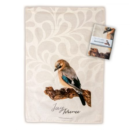 Bird Tea Towel