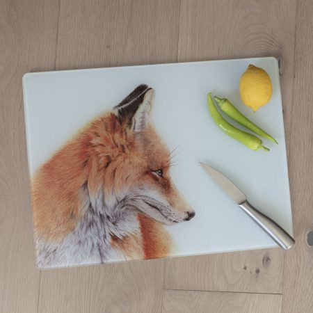 Red Fox Worktop Saver