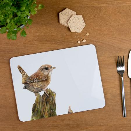 wren placemat