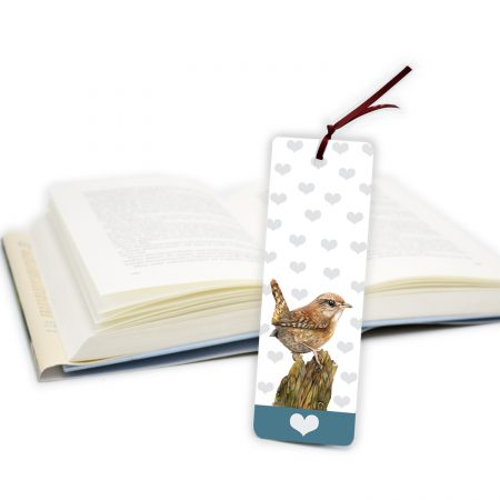 Wren Bookmark