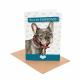 French Bulldog Pawsome Card