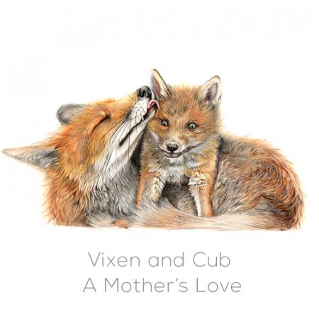 Fox – A Mother's Love